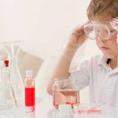 Winter science experiments for kids: 13 ways to have fun on bad weather days!