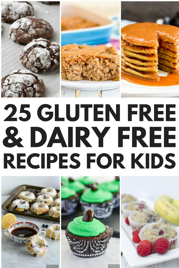 Dairy free easy recipes
