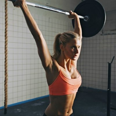 Barbell Workout Program for Women: 6 Exercises to Tighten and Tone