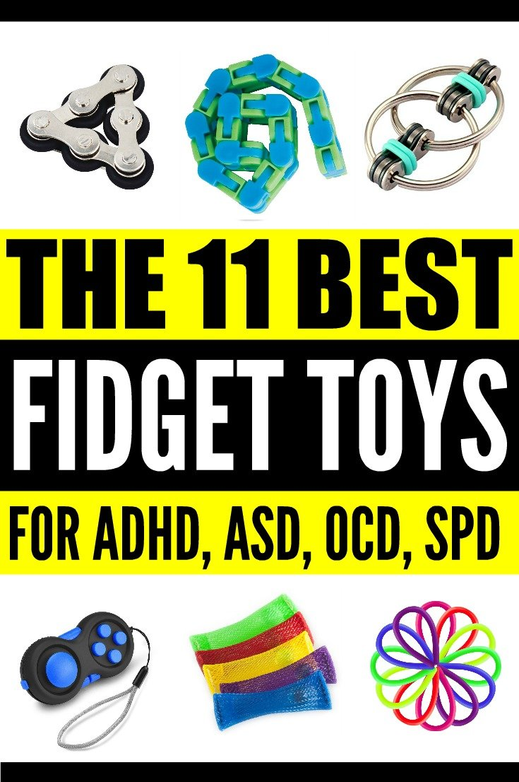 Fidget Toys For Adhd Students : Of the best fidget toys for kids with asd adhd and spd