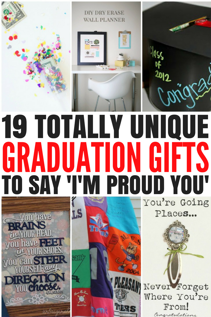 Looking For The Perfect Unique Graduation Gifts Your Special Someone We Ve Rounded
