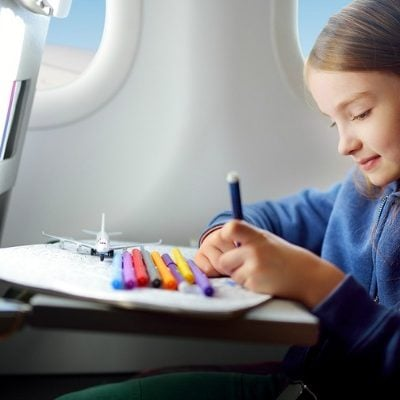 Best toys for airplane travel: 17 ideas to keep kids entertained!