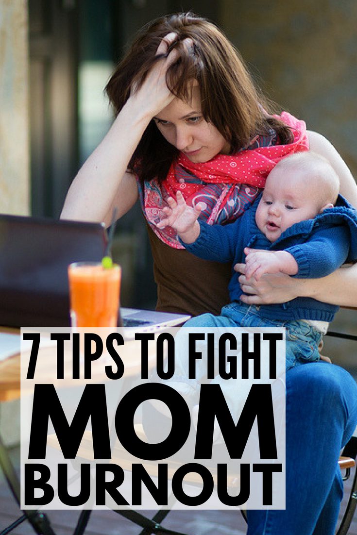 Are you a stressed out stay at home mom? Do you suffer from mom burnout? Do you need tips to help you feel happier with your life? We're sharing 7 tips to help fight burnout so you can enjoy spending time with your children, make mom friends, and create the life you want, all from the comfort of your own home!