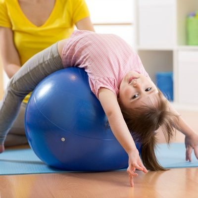 Strength and Balance: 20 Super Fun Core Exercises for Kids