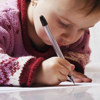 Preschool Letter Practice: 18 Writing Activities for Toddlers