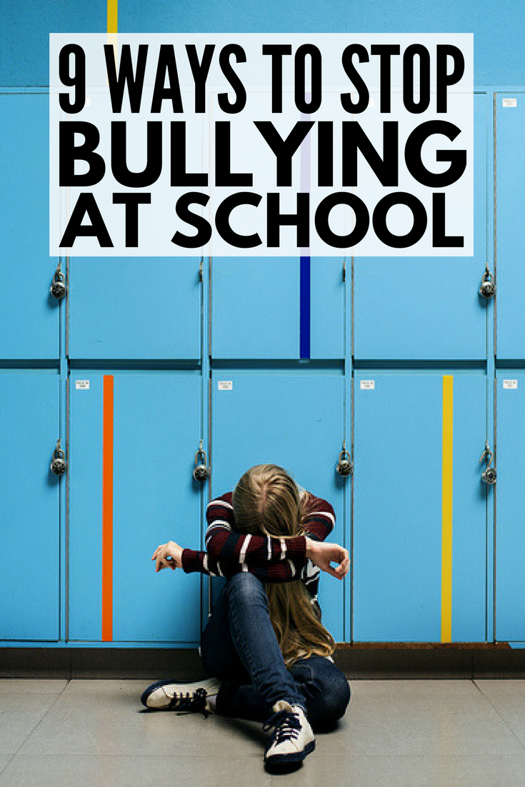 foto How to stop bullying your child – How to help your kid with handling bullying at school