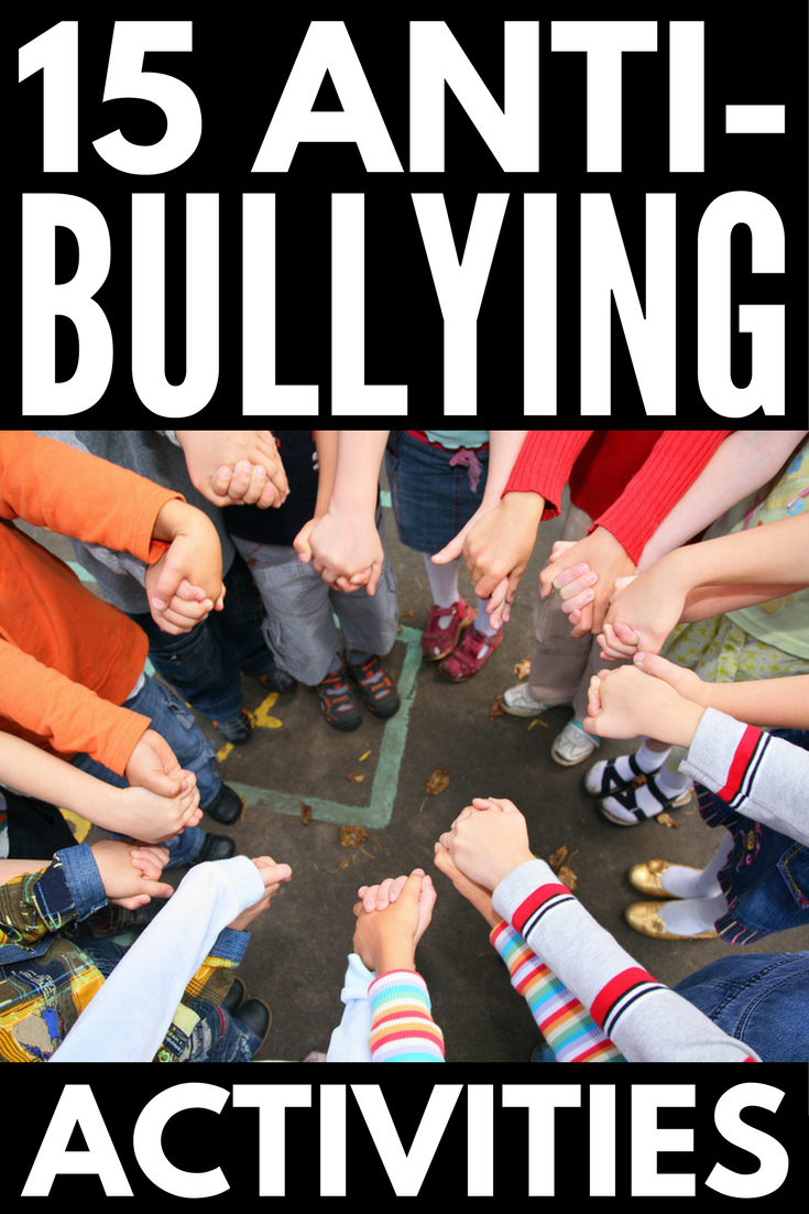 How to Prevent Bullying of Kids | Looking for ways to stop bullying? Whether you're the parent or teacher of special needs kids, elementary school kids, teens in middle school, or high school students, we're sharing 9 tips to teach you how to prevent bullying of kids with autism and other developmental disorders as well as 15 inclusive, team building anti-bullying activities to help educate, protect, and empower our youth!