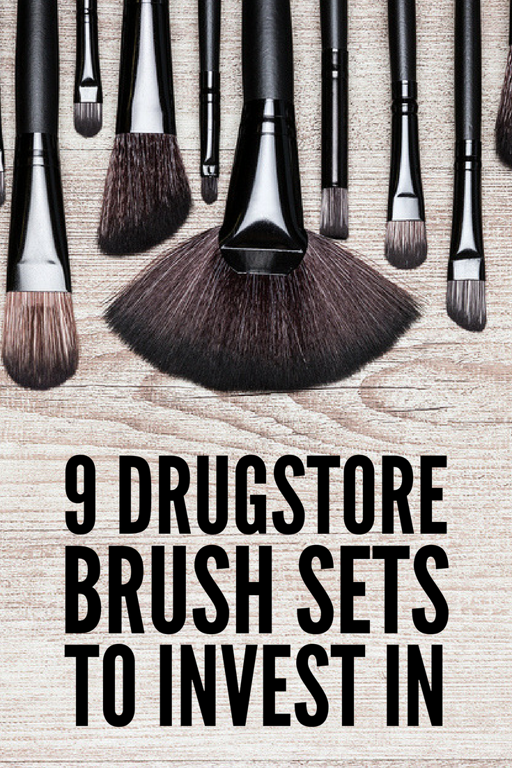 Best Drugstore Makeup Brushes: 9 Affordable Brush Kits to Invest In | Looking for the best makeup brush set dupes you can buy for less at your local drugstore? For perfect foundation, eyeshadow, concealer, brow, blush, contour, and highlight application, you need the right brushes, and we've rounded up 9 budget-friendly sets that are worth your investment.