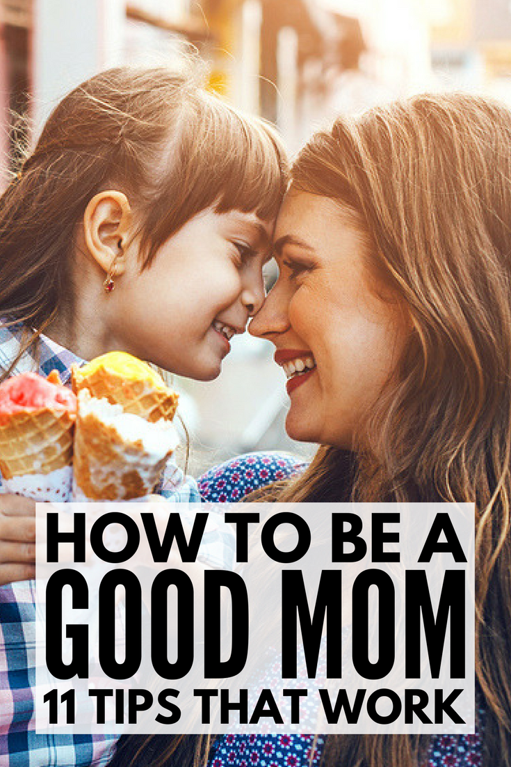 How to be a better mother: 11 ways to be a more patient parent | Whether you're the parent of a baby, twin toddlers, school-aged kids, or a hormonal teenager daughter, have boys or girls, stay at home or work in an office, these parenting tips will teach you how to be a better mom and wife as well as how to be more patient with your kids!