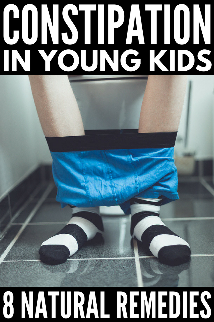 Year Old Constipation Natural Remedies