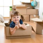 Moving with Children: 11 Ways To Make Moving Easier