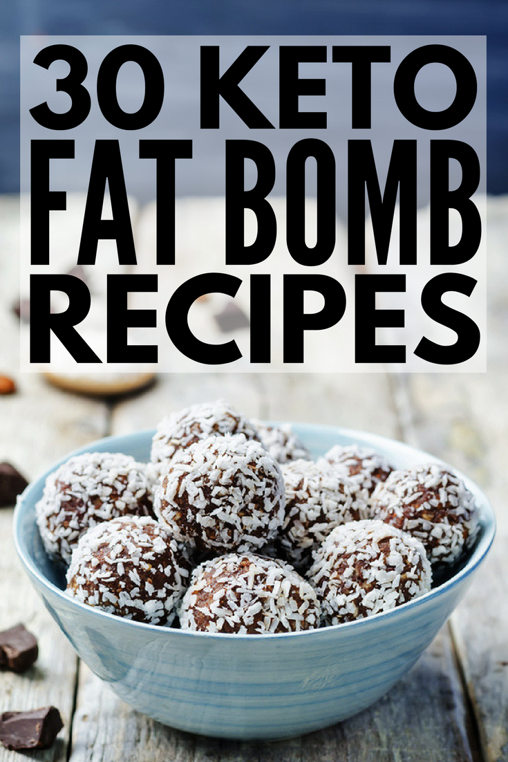 Keto Fat Bomb Recipes: 30 Low Carb Energy Boosters