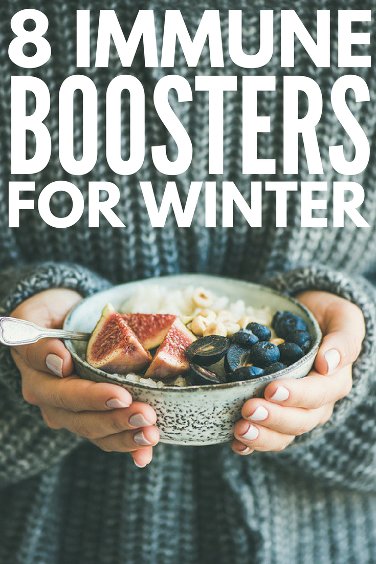 How to Boost Your Immune System | Looking for immune boosting tips for cold and flu season? We're sharing our best immune system boosters, including 6 immune boosting foods (hello, turmeric!) and lifestyle changes that help ward off sicknesses and infections naturally, with tips to improve your gut health for increased immunity. We're also telling you how to choose the best probiotic supplement for kids and adults!