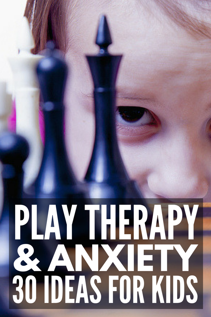 30 Play Therapy Activities for Kids | 30 simple therapeutic activities for children you can use in a counseling setting or at home to help a child express their emotions surrounding a trauma or ongoing feelings of anxiety. Perfect for toddlers, kids in preschool, school-aged kids, for tweens and teens, and kids with autism, ADHD, and anxiety, these activities offer a great way to teach healthy anger management and coping skills.