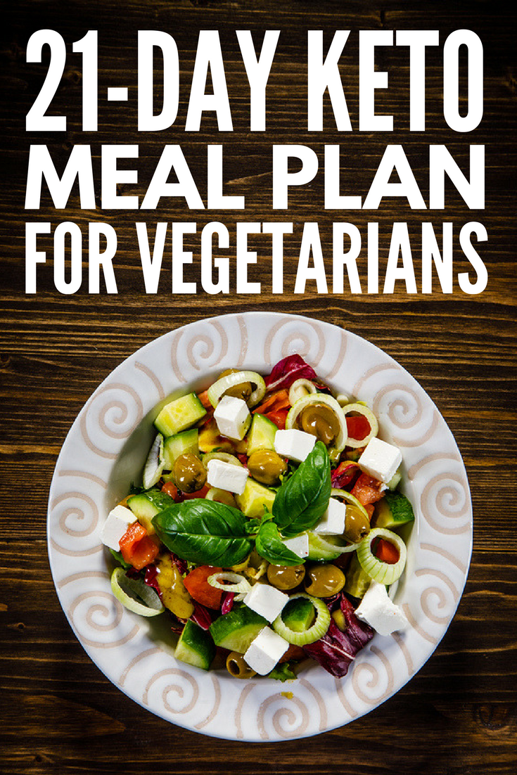 Simple 21-Day Vegetarian Keto Meal Plan for Weight Loss | New to the ketogenic diet? Need new keto recipes to stay inspired? Check out this sample low carb keto diet for vegetarians! With 80+ breakfast, lunch, dinner, and snack recipes, we've got everything your stomach desires: fat bombs, Indian dishes, zucchini noodles, spaghetti squash, soups, simple crockpot recipes, dairy-free options…and more!