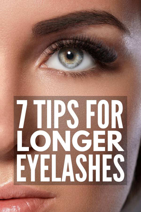 How to Get Longer Eyelashes | Looking for the best mascara for short lashes? Want some DIY overnight ideas to teach you how to grow longer eyelashes FAST? From teaching you how to apply mascara properly to the best drugstore (and higher end) products to make short lashes look longer, we've got all the deets you need for sexy long lashes that last!