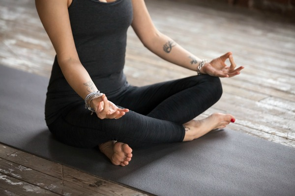 6 Yoga Poses for Stress Relief & Anxiety | Whether you suffer from chronic anxiety and/or depression, or need stress management techniques to help restore a sense of balance and calm, these simple yet effective yoga poses are perfect for beginners and beyond! Not only will they help you reach a state of Zen and relaxation, but they will also help you enjoy restorative sleep. Namaste!