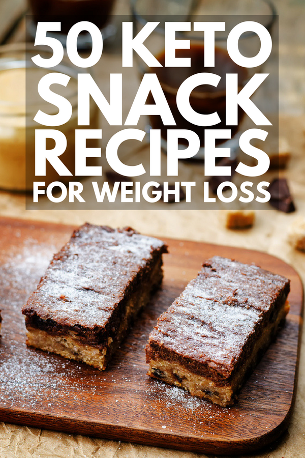 50 Ketogenic Diet Snack Recipes | Looking for simple make-ahead keto snacks for weight loss? From easy no bake peanut butter bars, to chocolate fat bombs, to crunchy parmesan chips, to our favorite low carb brownies, these on the go low carb recipes are perfect for work and late night snacks. We've even included some allergy-friendly, gluten-free keto desserts options!