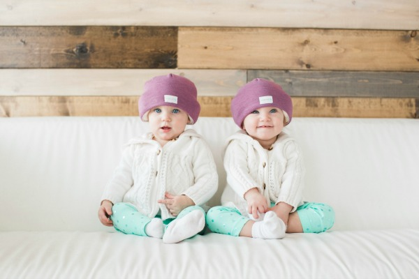 8 Baby Sleep Tips for New Moms | Sleep deprivation is no joke, and figuring out how to get your newborn to sleep for longer stretches can make all the difference in your mental well-being. If you're looking for baby sleep schedules by age, soothing sleep products to help your baby feel safe and secure, and/or mom hacks to help your baby sleep through the night, this post has it all! #baby #sleep #babysleep #mom #newmom #babyproducts #newborn #MyHushHat #babysleeping #babynapping