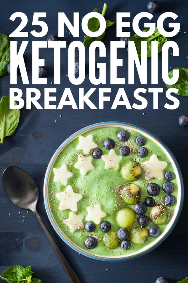 25 Simple And Filling Keto Breakfast Recipes Without Eggs To Fuel Your Day