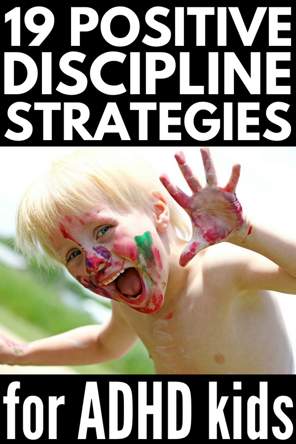19 ADHD Parenting Tips that Work   If you're the mom (or dad) of a child with ADHD or other learning disabilities that cause problems with attention, hyperactivity, and/or self-control, we've got 19 simple yet effective ideas and strategies for families you can start implementing with your children TODAY to help improve focus, concentration, and behavior management at home and in the classroom. #ADHD #ADD #parenting #specialneeds #positivediscipline #positiveparenting