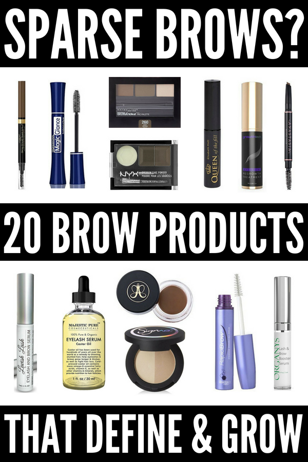 How To Grow Eyebrows Fast 8 Brow Hacks That Actually Work