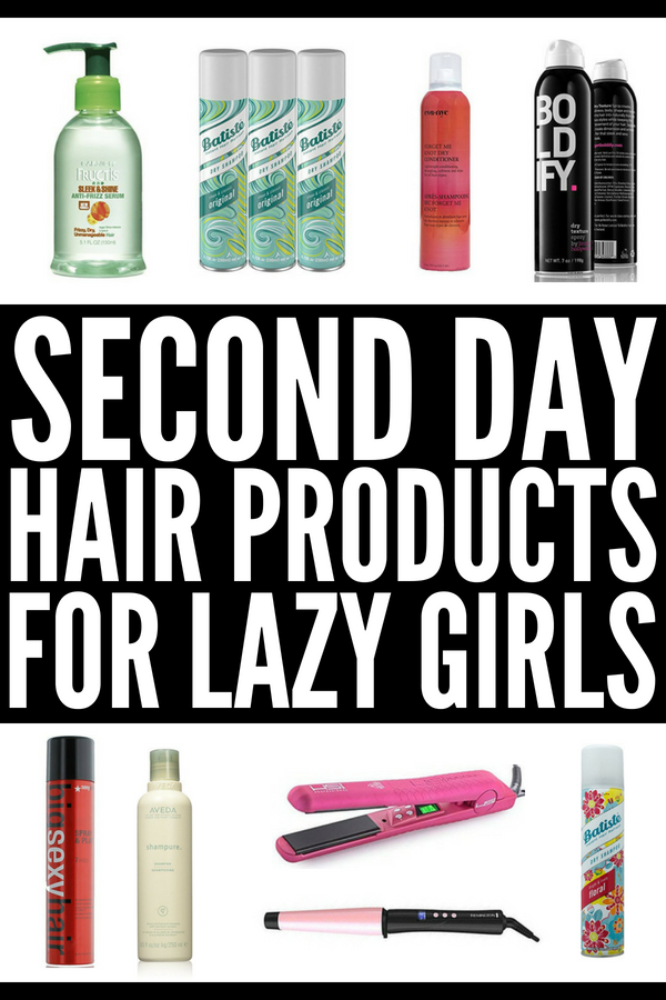 10 Easy Second Day Hair Hacks and Styles for Gorgeous Locks
