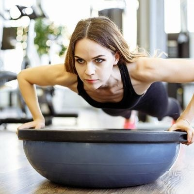 Get Ripped: 10 Bosu Ball Exercises that Tighten and Tone