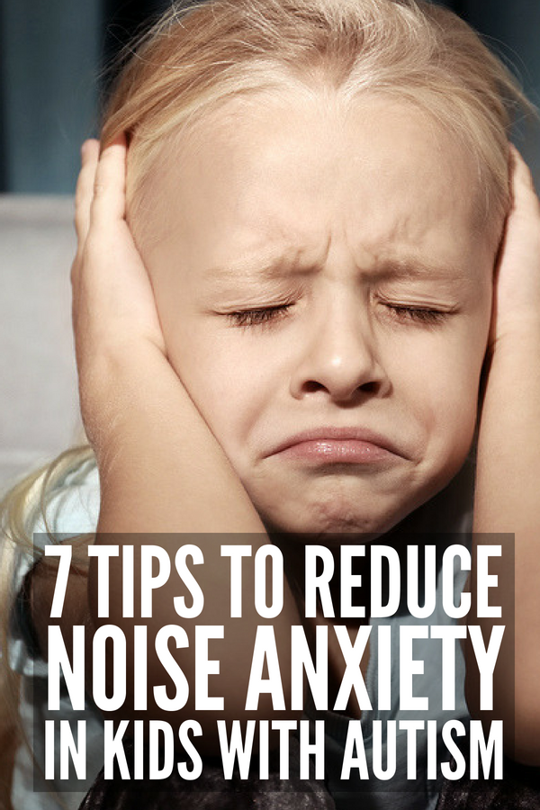 Autism and Noise Sensitivity | Whether your child suffers from noise anxiety due to autism, sensory processing disorder, or as an anxiety disorder, this collection of tips and products is designed to help children with misophonia. From noise cancelling headphones to white noise machines to music streaming options, these ideas will help with exposure therapy and ensure your child is prepared in emergency situations. #autism #sensoryprocessingdisorder #misophenia #specialneedsparenting #ASD #SPD