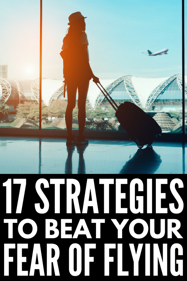 how to stop the fear of flying