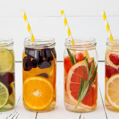 26 Water Detox Recipes for Weight Loss and Clear Skin