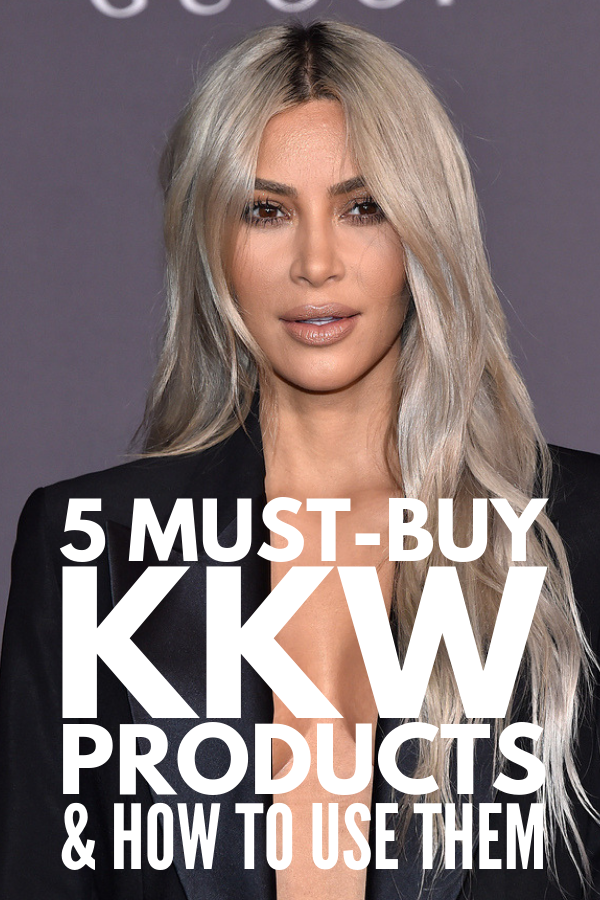 4 Kim Kardashian Makeup Tutorials Every Girl Needs to Watch | Looking for step-by-step KKW makeup tutorials to learn how to apply contour, foundation, and eyeshadow like Kim Kardashian West? We're sharing 4 must-watch videos, including our favorite smokey eye look, as well as 5 KKW products and 7 Kim Kardashian beauty secrets we swear by! #KKW #KKWBeauty #kimkardashian #kimkardashianbeauty #kimkardashianmakeup