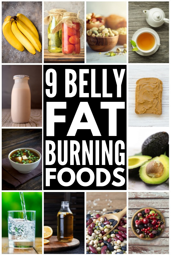 How to Burn Belly Fat Fast | If you're looking for the best workouts for women (and for men) to help you lose the last 10 pounds in your weight loss goals and/or want to know what the best belly fat burning foods and drinks are to help you get a flat stomach, we're sharing the best exercises and superfoods to try. Learning how to get rid of belly fat isn't as hard as you think, and it doesn't require hours of ab workouts! #bellyfatloss #bellyfatworkout #bellyfatdiet