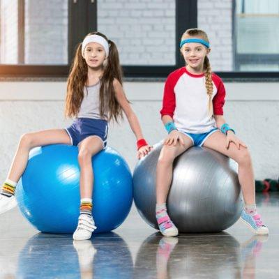 Gross Motor Skills: 13 Core Strengthening Balance Activities for Kids