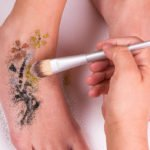 How to Cover a Tattoo with Makeup | While we're all for sharing your tat (or tats) with pride, there will be times when it's not appropriate. Whether you need to cover your tattoo for a job interview, for work, for a wedding, or you want to cover a poor decision (LOL), this collection of awesome waterproof makeup products and step-by-step tutorials will teach you how to make your tattoos disappear when you need them to! #tattoo #tattoomakeup #tattootips