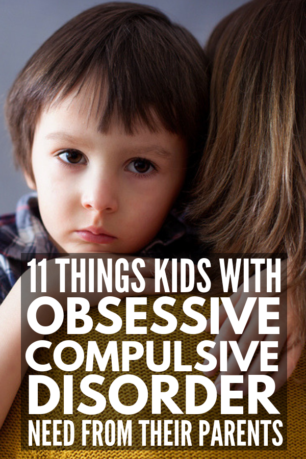 How to Help a Child with OCD at Home | If you're looking for tips to help children with mental health disorders like OCD, this post covers it all – the signs, symptoms, therapy and treatment options plus parenting tips to help families of kids with OCD. Perfect for moms and dads who want to understand their special needs child's obsessions and compulsions, these tips will inspire you to stop negatively reinforcing your child's fears. #childhoodOCD #specialneeds #anxiety #anxiouschild
