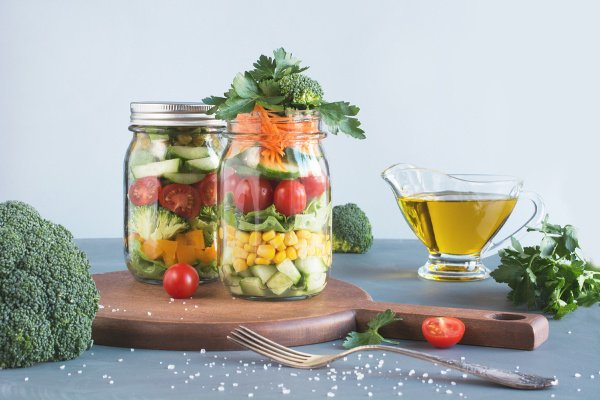 Meal Prep Sundays 50 Packable Mason Jar Meals For Weight Loss
