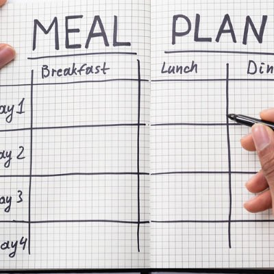 How to Meal Plan for the Week: 11 Time-Saving Tips for Weight Loss