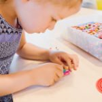 31 Jewelry Crafts for Kids | If you're looking for simple jewelry project ideas for children, this collection has it all, including how to make friendship bracelets, washer necklace crafts, and other fun DIY jewelry projects mom and dad can do with their little ones, like salt dough and polymer clay necklaces. #jewelrycraftsforkids #jewelryprojectsofrkids #DIYjewelryforkids