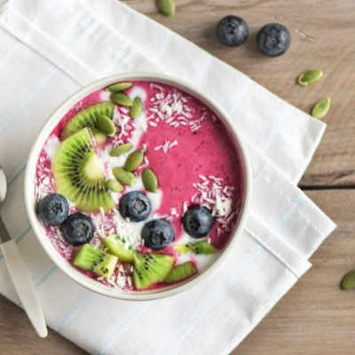 Smoothie Sundays: 25 Smoothie Bowl Recipes for Weight Loss
