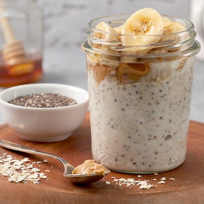 21 Day Fix Overnight Oats Recipes to Fuel Your Mornings