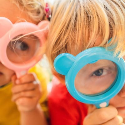 29 Indoor and Outdoor Scavenger Hunt Ideas for Kids