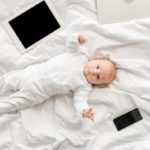 24 Must-Have Baby Gadgets to Make Life Easier | Looking for the coolest high tech gadgets for moms and dads? Whether you're preparing for life with a newborn, need tips to make parenting twin babies easier, need products for traveling with baby, want to know the best and modern safety gadgets on the market, or you just want to be an awesome millennial mom with the latest tools for sleep, bath, feeding, and more, we're sharing 24 of our favorite baby products! #babygadgets #babygear #babytech