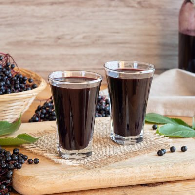 15 Immune Boosting Elderberry Recipes the Whole Family Will Love