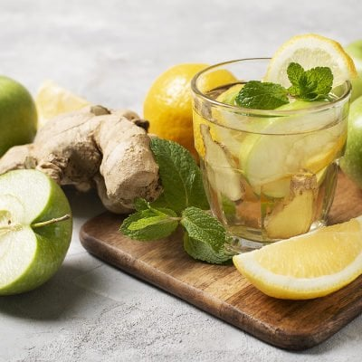 Detoxify At Home: 20 Ginger Water Recipes We Love
