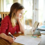 How to Make Homework Less Stressful | Looking for tips to make learning at home fun for your children? Whether you have kids in elementary, middle, or high school, these homework hacks will help maintain motivation and avoid power struggles with your kids. From creating a dedicated homework station and a planner for greater organization, to establishing a good homework routine, to teaching time management tips, these ideas really work! #homeworktips #homework #parentingtips #backtoschool