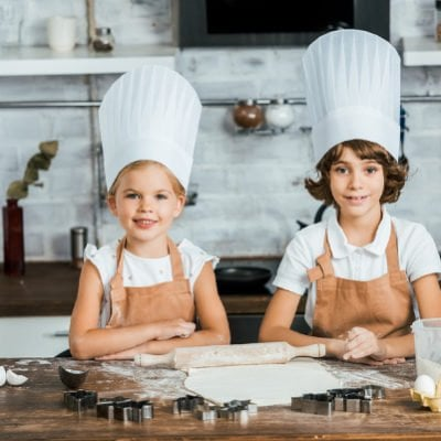Cooking with Kids: 28 Meals Kids Can Make Themselves