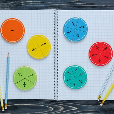 Teaching Fractions to Kids: 20 Math Games and Activities that Work