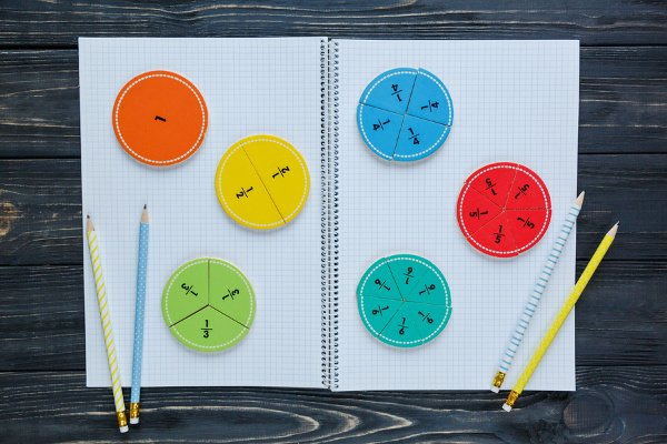 Teaching Fractions to Kids | Learning about numerators and denominators is a pretty abstract concept, and can be confusing and frustrating to children. If you want to know how to teach fractions to kids in first, 2nd, 3rd, 4th, and/or 5th grade, there are tons of manipulatives and visuals available to help, and we're excited to share 20 fractions games and fractions activities to keep kids engaged and learning! #teachingfractions #fractiongames #fractionactivities
