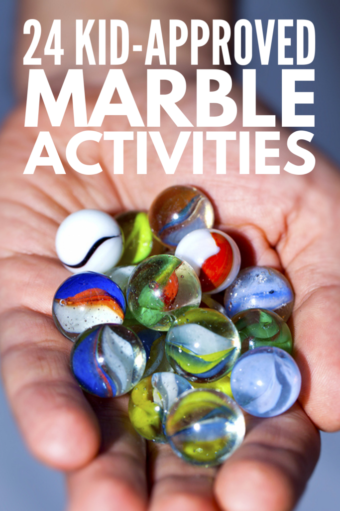 24 Marble Activities for Kids | If you're looking for boredom busters that also help develop a child's fine motor and hand-eye coordination skills, these marble activities will not disappoint! With fun and easy DIY marble run and marble maze ideas for kids in preschool, kindergarten, and elementary school, these STEM challenges will keep your little ones entertained for hours using simple materials like cardboard, paper plates, paper towel rolls, and pool noodles. #marblerun #marblemaze